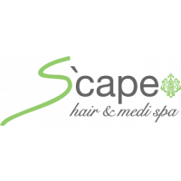 Scape Hair and Medi Spa Logo 2
