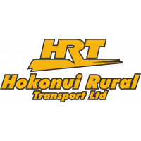 Hokonui Rural Transport logo