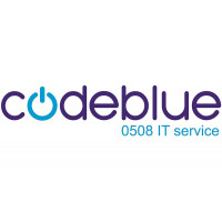 CodeBlue Limited Logo